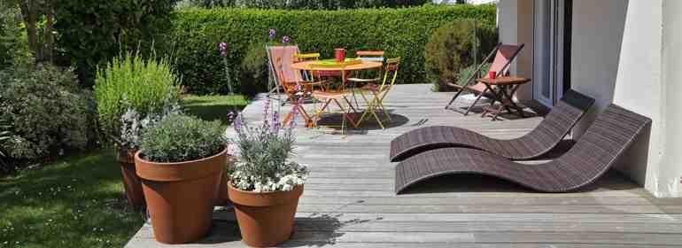 Comment aménager sa terrasse pas cher ?