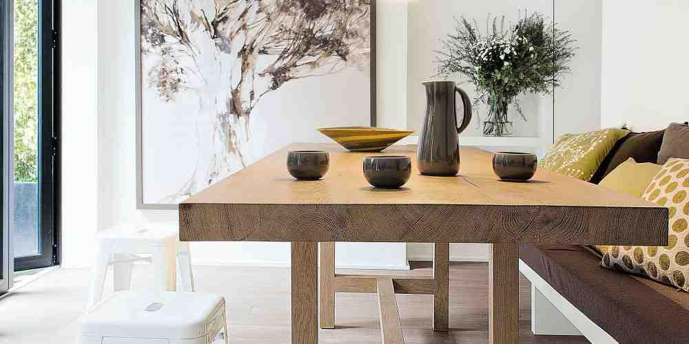 Comment aménager une petite salle à manger salon ?