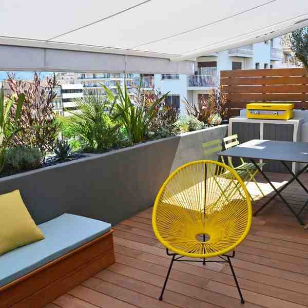 Comment amenager une terrasse plein sud ?