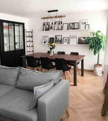 Comment décorer le salon et la salle à manger ?