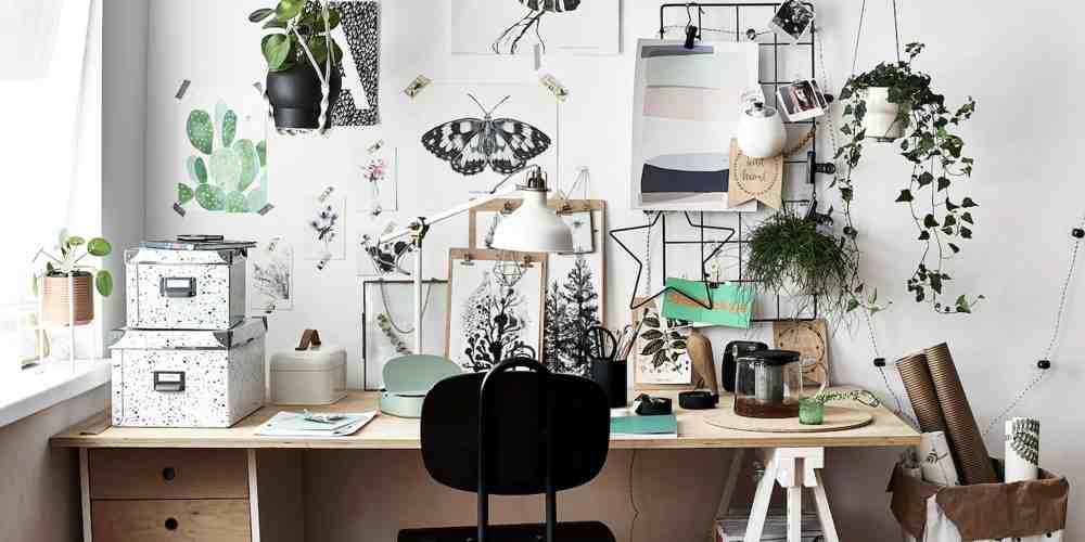 Comment décorer un bureau de travail ?