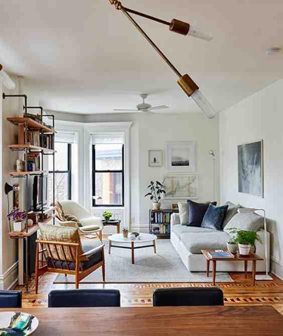 Comment rendre une grande pièce plus chaleureuse ?