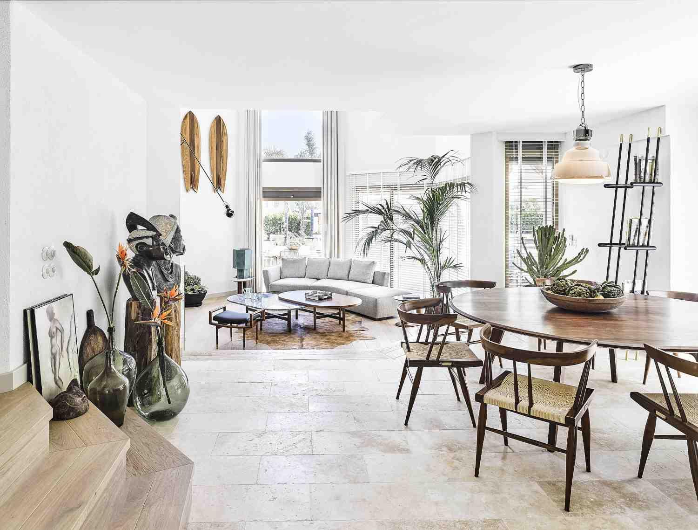 Comment rendre une maison moderne chaleureuse ?