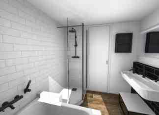 Comment transformer une petite salle de bain ?