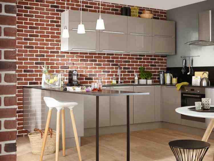 Quel revêtement mural dans une cuisine ?