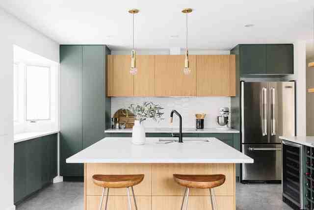 Quelle couleur associer au gris pour une cuisine ?