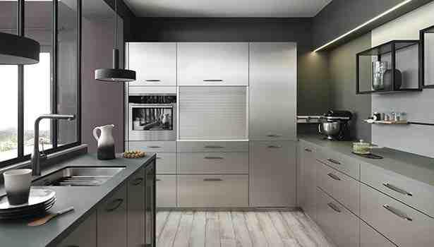 Quelle couleur dans une cuisine avec du blanc ?