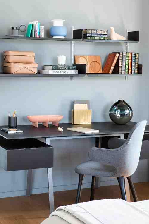 Quelle couleur de peinture dans un bureau ?