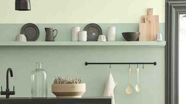 Quelle couleur de peinture mettre dans une cuisine ?