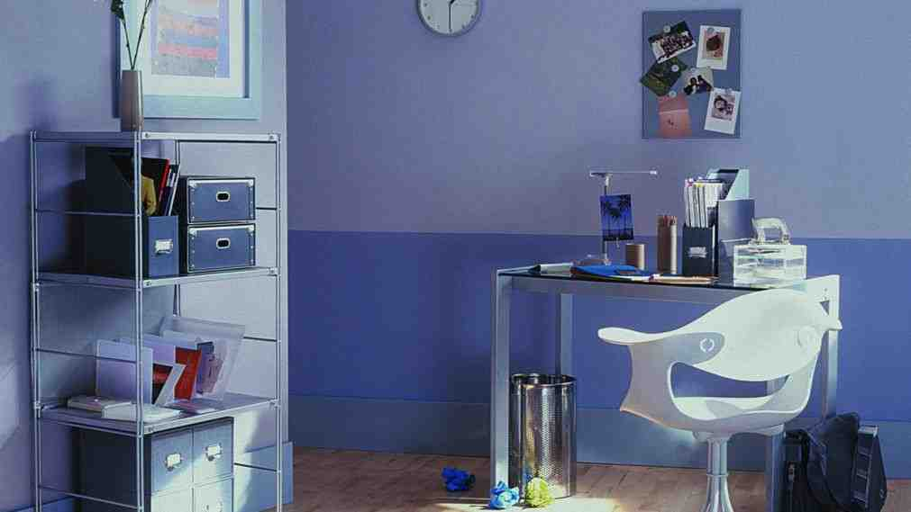 Quelle couleur de peinture pour un bureau professionnel ?