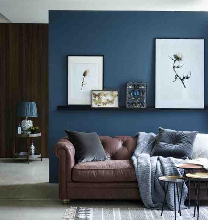 Quelle couleur de peinture pour un Salon-séjour ?