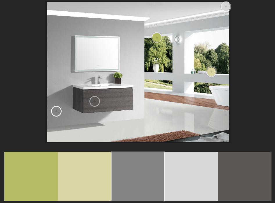 Quelle couleur mettre dans la salle de bain ?