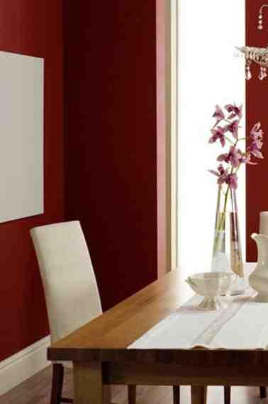 Quelle couleur pour salle à manger et salon ?