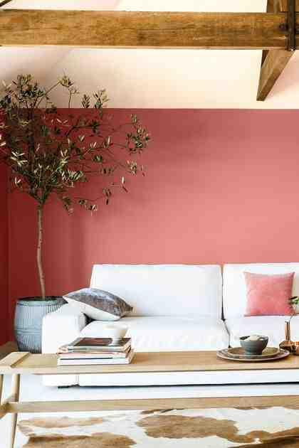 Quelle couleur pour un salon chaleureux ?