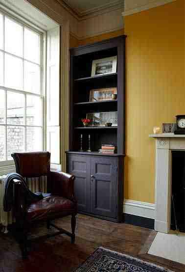 Quelle couleur pour un salon cocooning ?