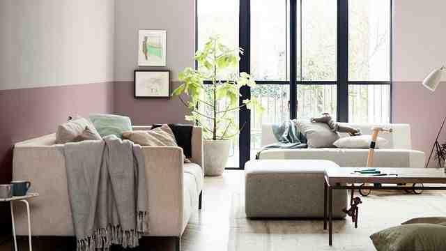 Quelle couleur pour un salon en longueur ?