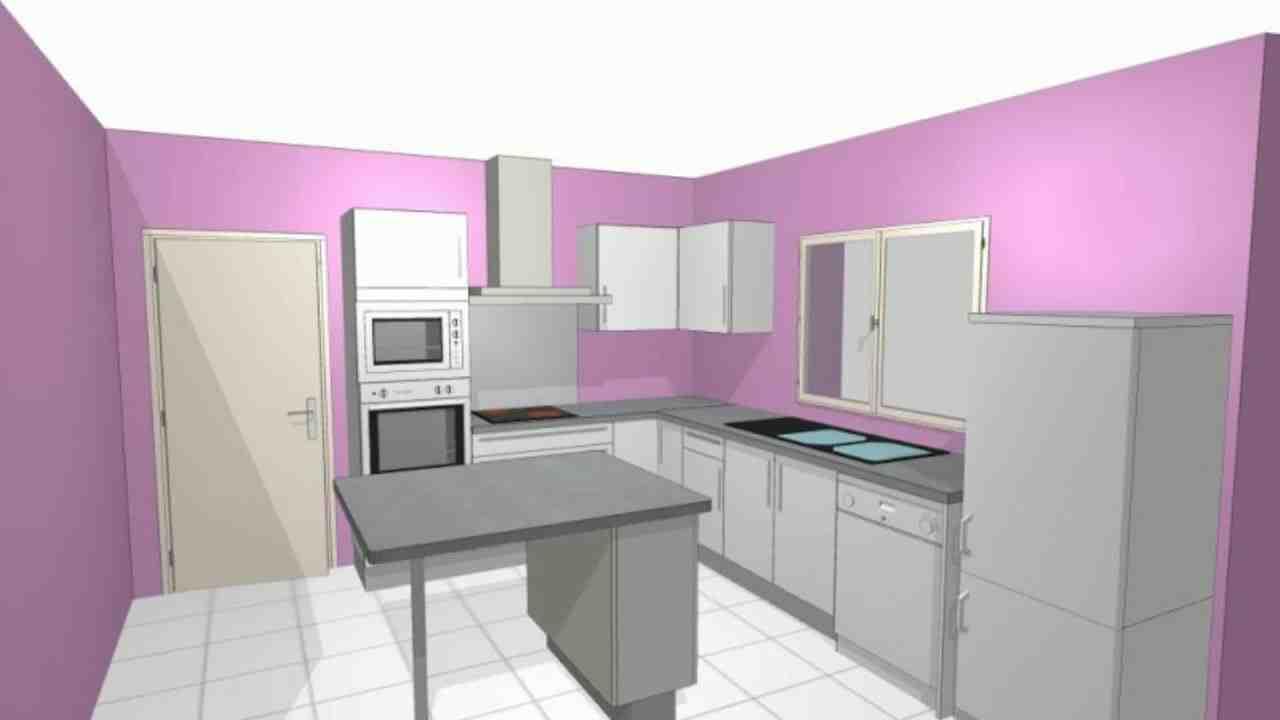 Quelle couleur sur les murs avec une cuisine blanche ?