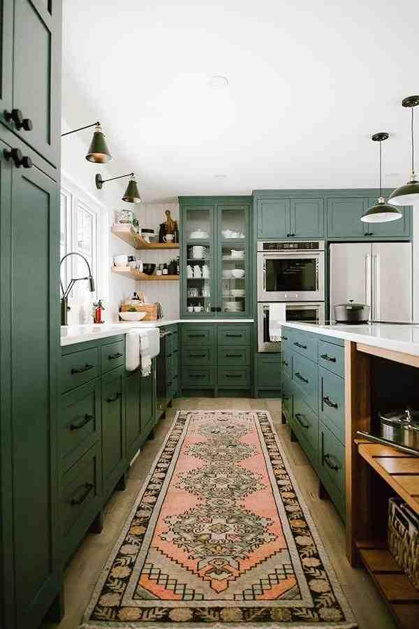 Quelles sont les couleurs tendances pour une cuisine ?